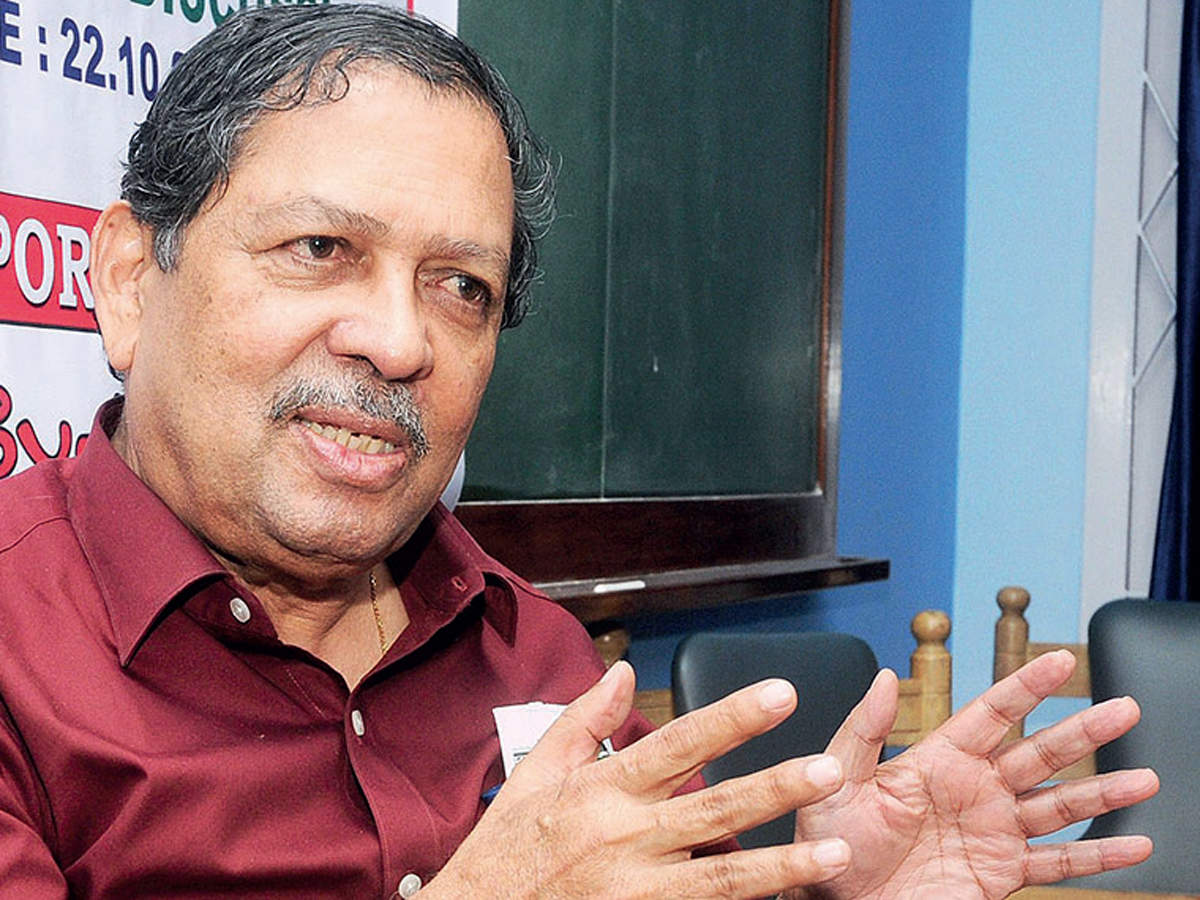 Corruption conviction rate is very low: Justice N Santosh Hegde