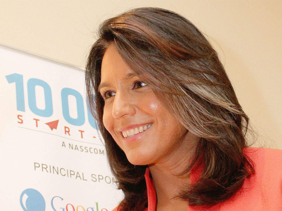 Tulsi Gabbard planning to run for US presidency in 2020: Sources thumbnail