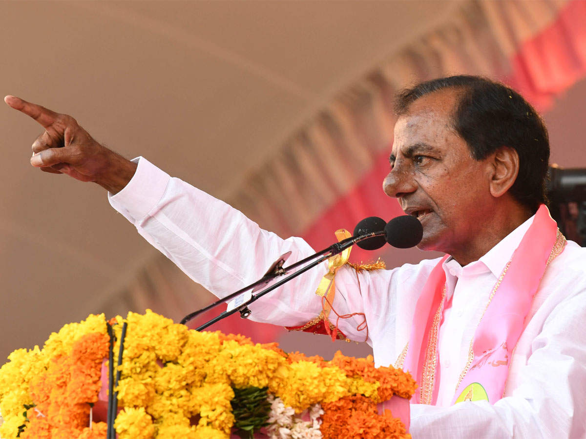 A state where there is no hunger, no suicides has been developed: K Chandrashekar Rao CM, Telangana thumbnail