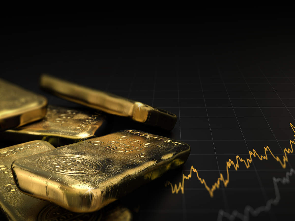 Gold rises Rs 350 on high demand, positive global cues thumbnail