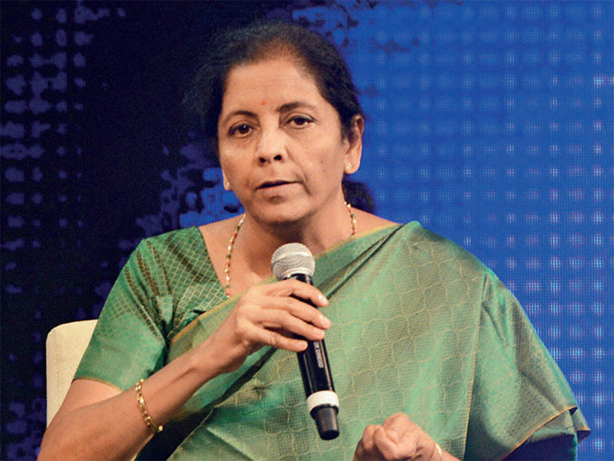 Defence ministry is working without middlemen: Nirmala Sitharaman thumbnail