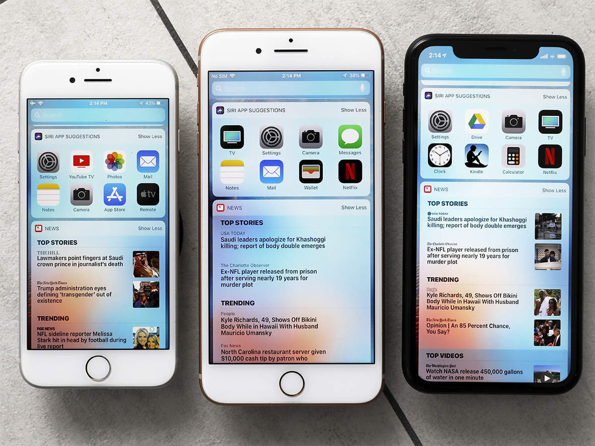 Two months after launch, Apple slashes production orders for all 3 new iPhones