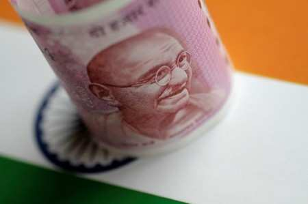 Rupee rises 26 paise to 10-week high, up for 5th day thumbnail