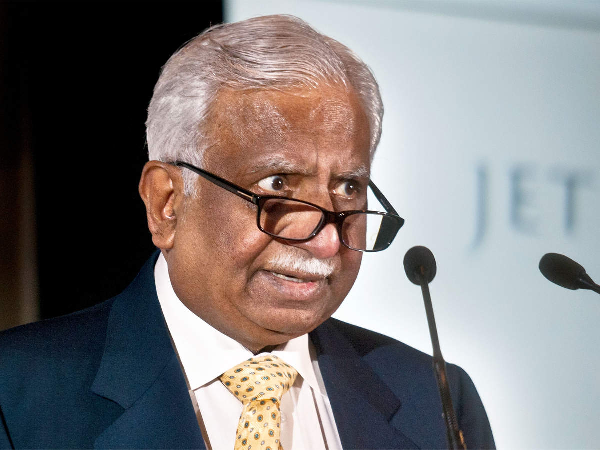 Jet Airways' survival may rest on founder Naresh Goyal leaving the cockpit thumbnail