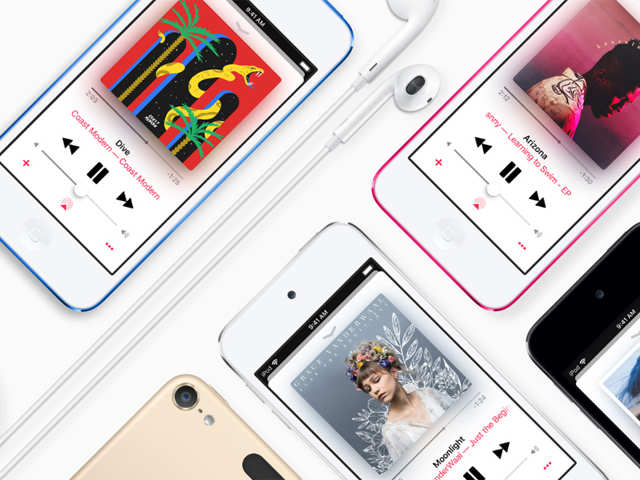 Is Apple working on a revamped version of iPod touch & USB-C cables for iPhones?