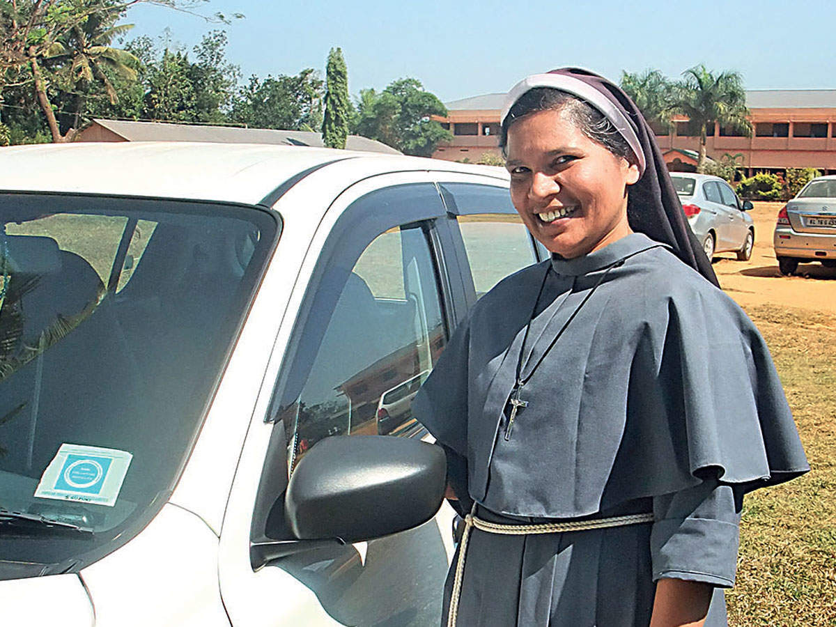 Meet Sister Lucy Kalapura, the nun whom the Catholic Church of Kerala is bent on reigning in