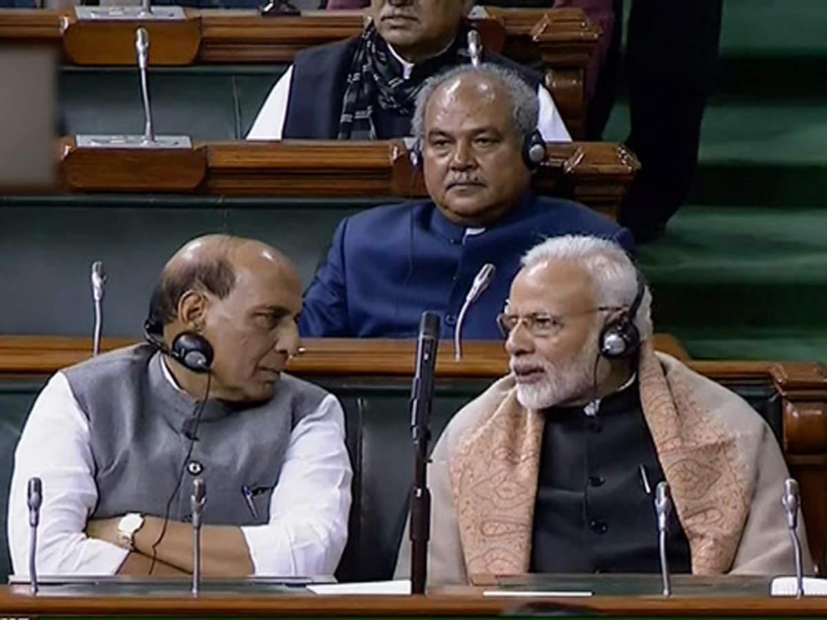 ET View: PM Modi makes a Congress speech