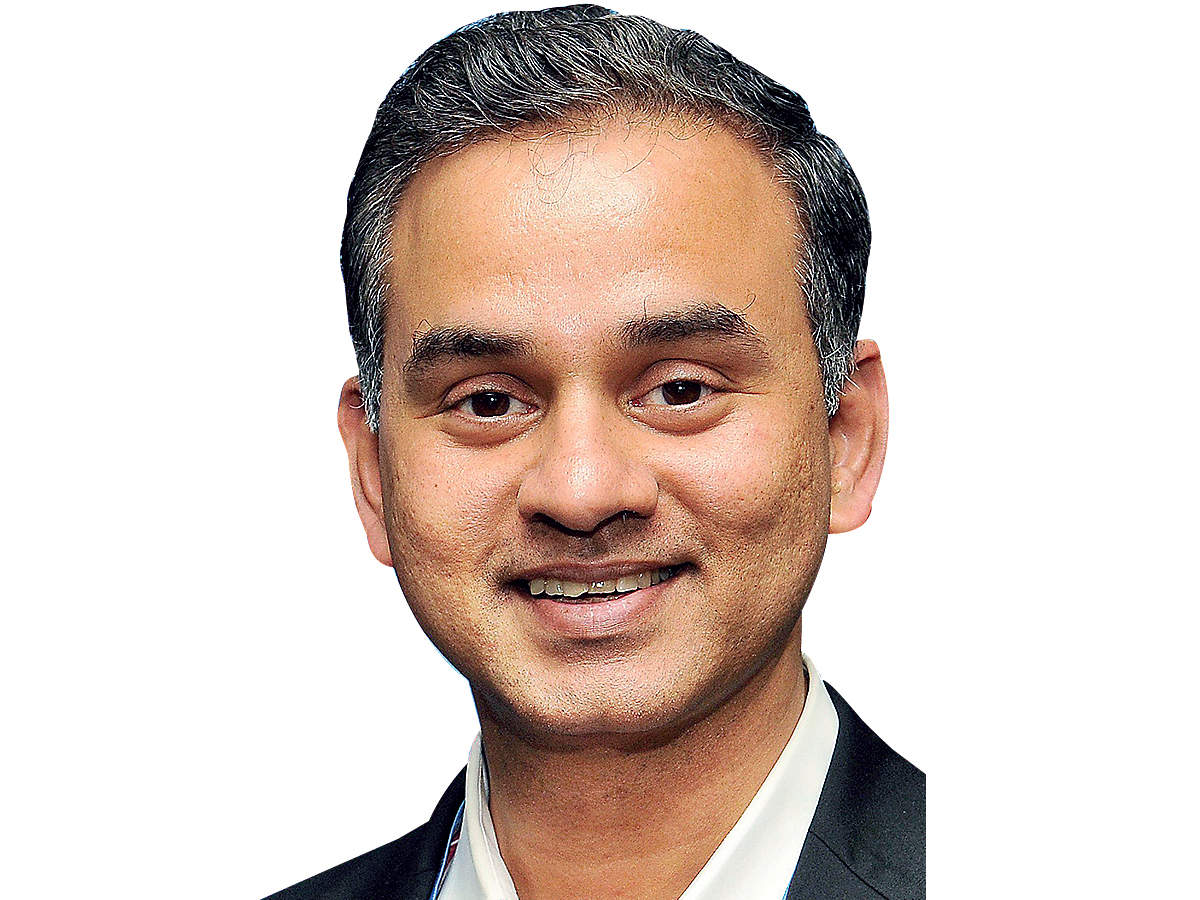Options propel Genpact CEO NV Tyagarajan's earnings to $22 million