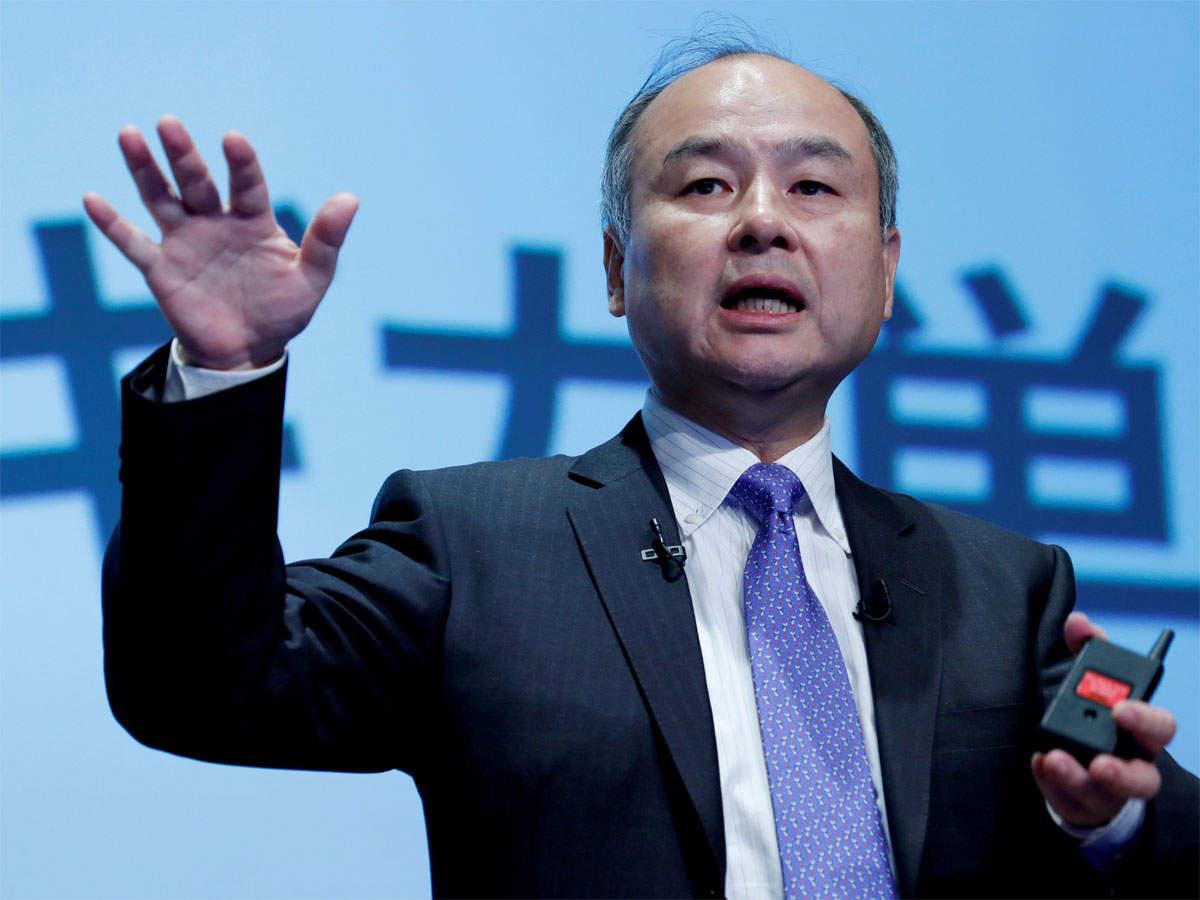 SoftBank's Masayoshi Son lost $130 million on bitcoin: WSJ