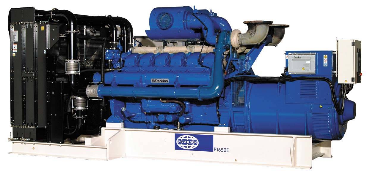 Diesel Generators Supplier