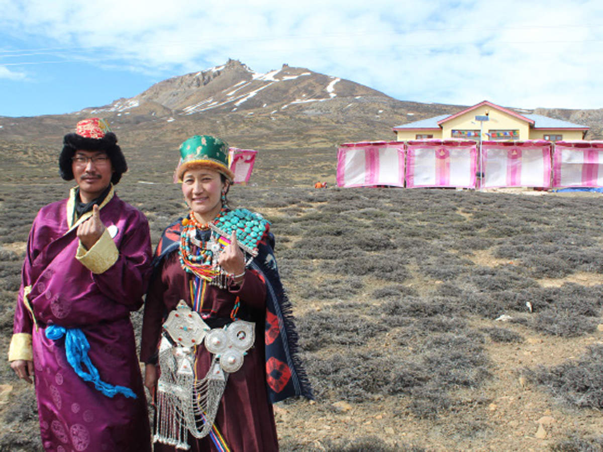 Tashigang: 36 voters at world's highest polling booth