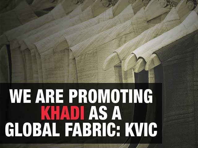 Khadi spins a makeover tale, aims to go chic for youth