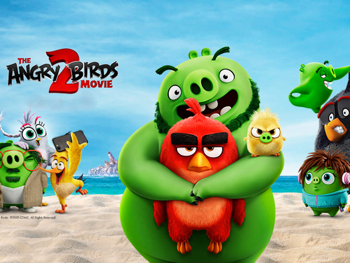 The Angry Birds Movie 2 Review The Characters Cuteness And