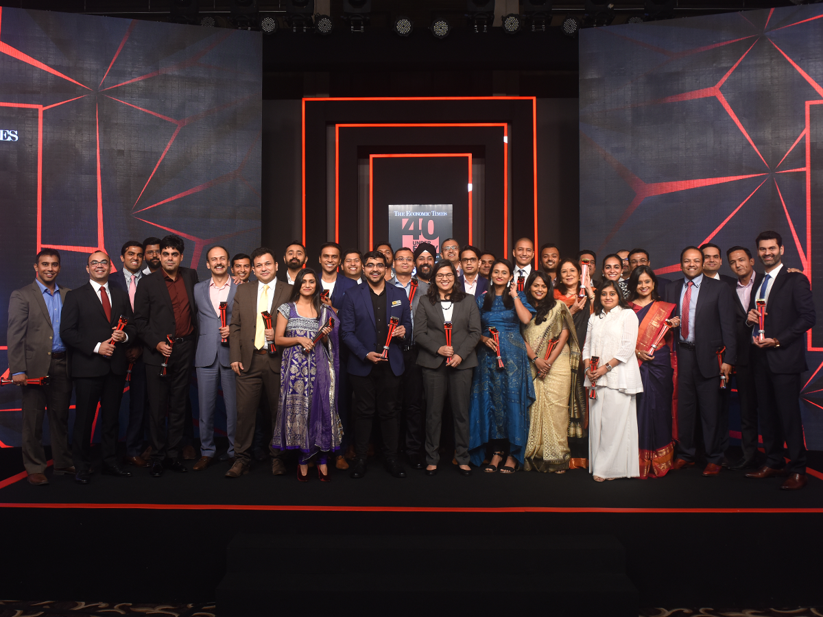 40 Under Forty | India's hottest business leaders 2019 | The