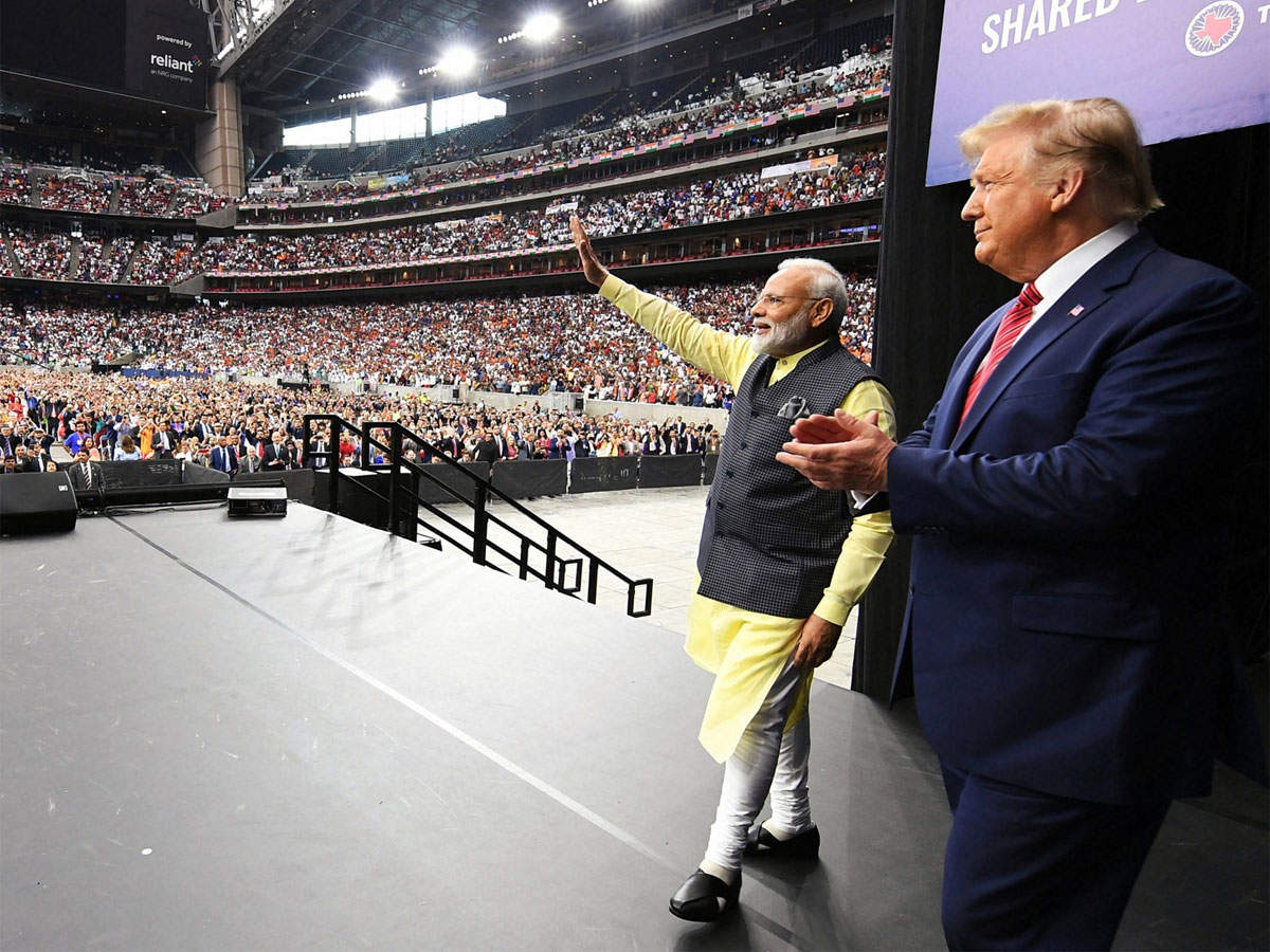 Modi and Trump score from Howdy Modi, but what's in it for India?