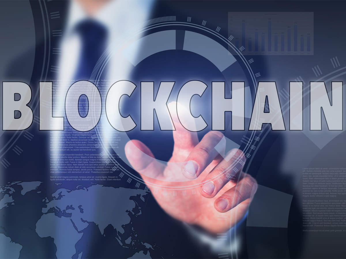 Image of Blockchain news article