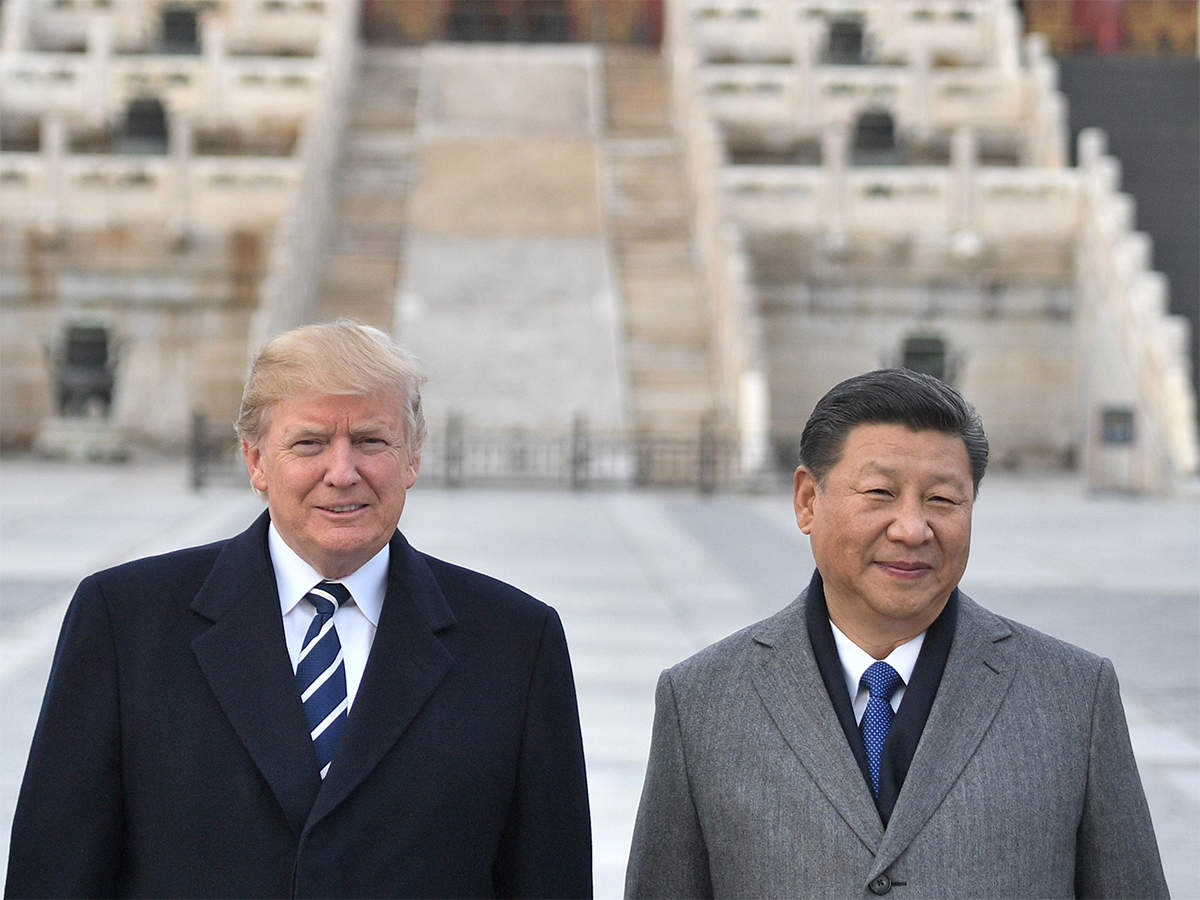Image of Donald Trump news article