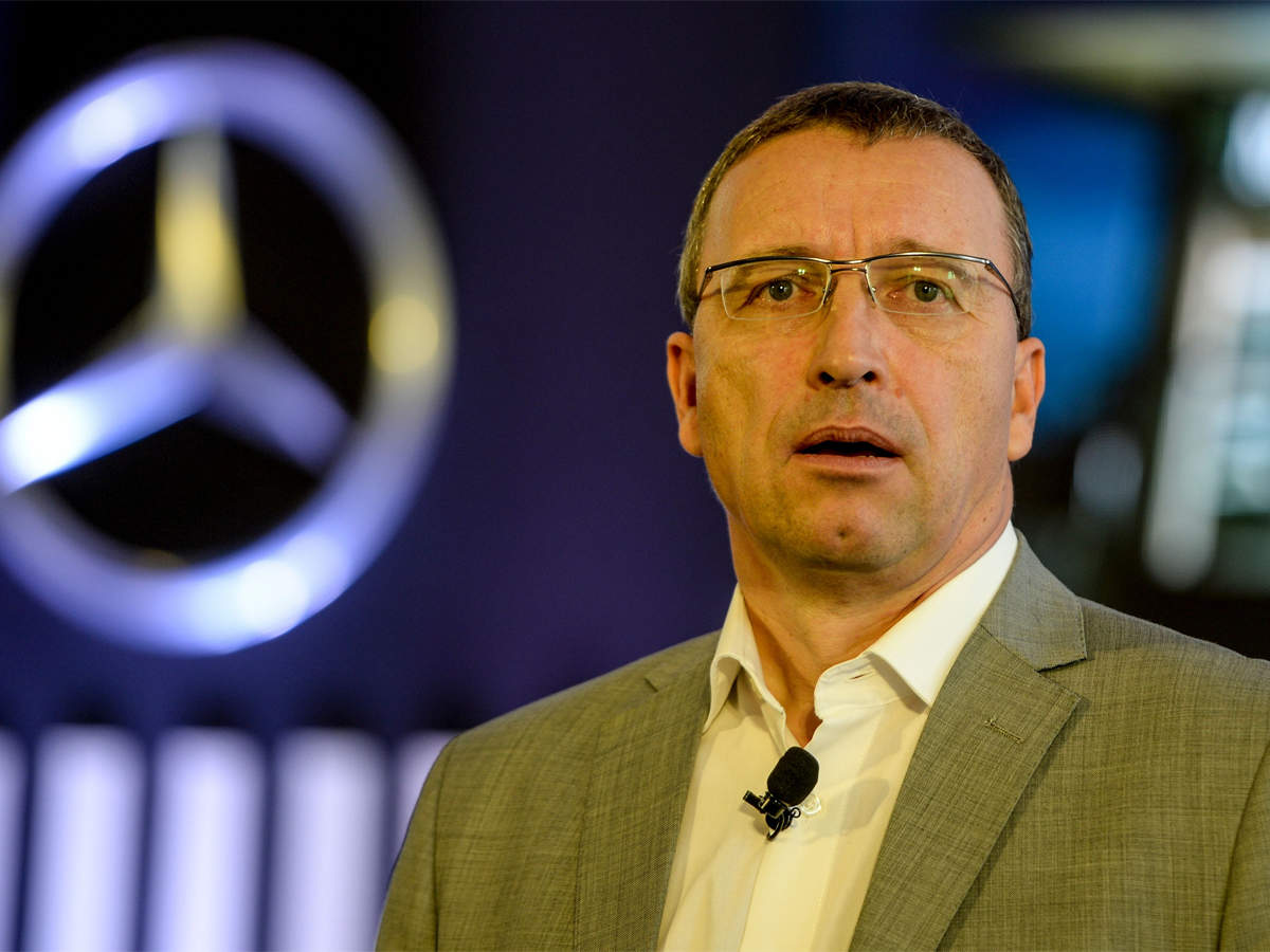 Mercedes Benz India hopes to get back on growth track next year
