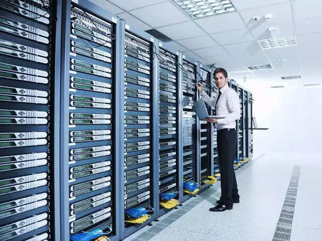 Up and running: Data centre providers burn the midnight oil to keep the new oil flowing