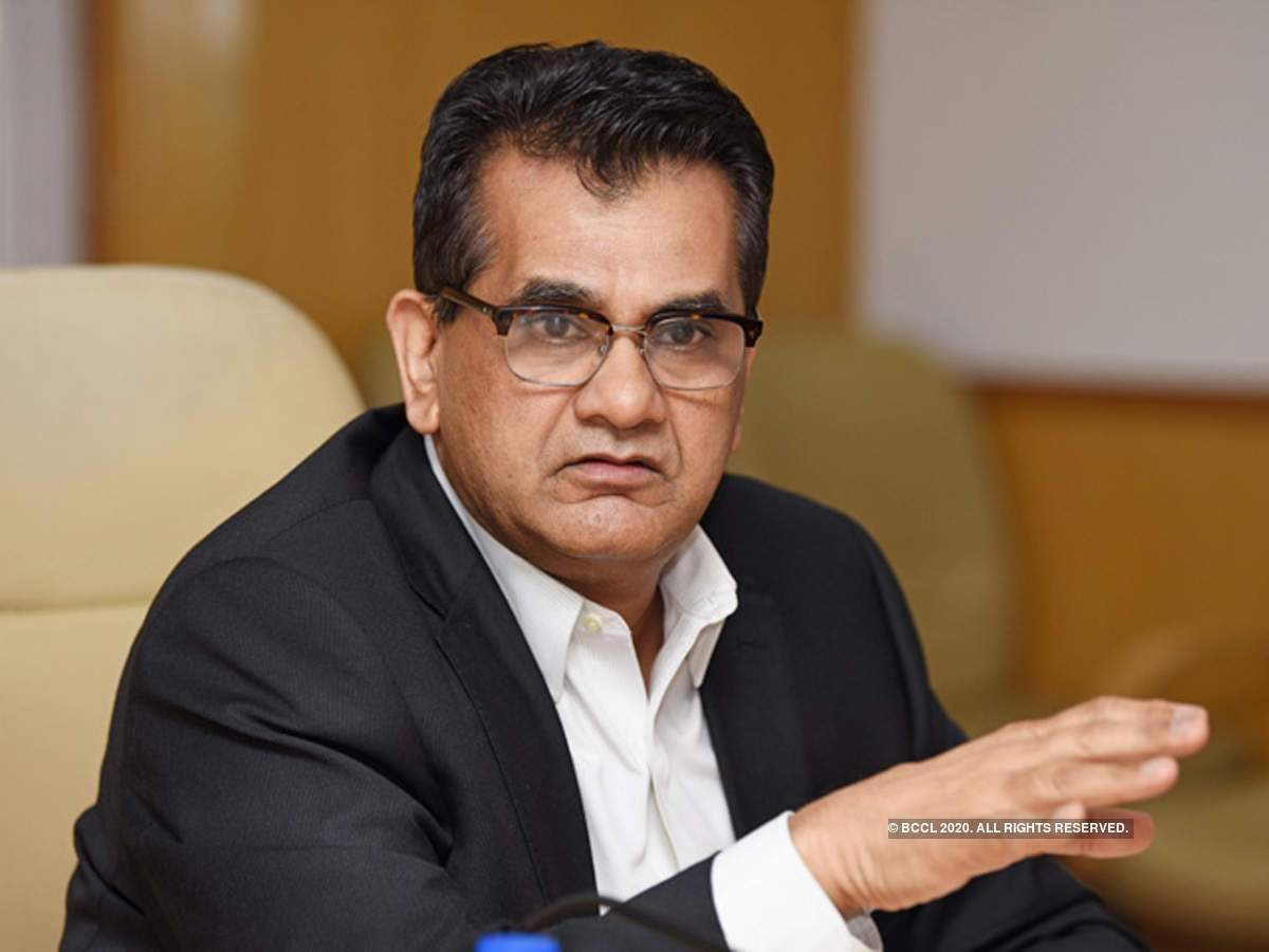 Robust online dispute resolution can facilitate affordable justice delivery, ease of doing biz: Amitabh Kant