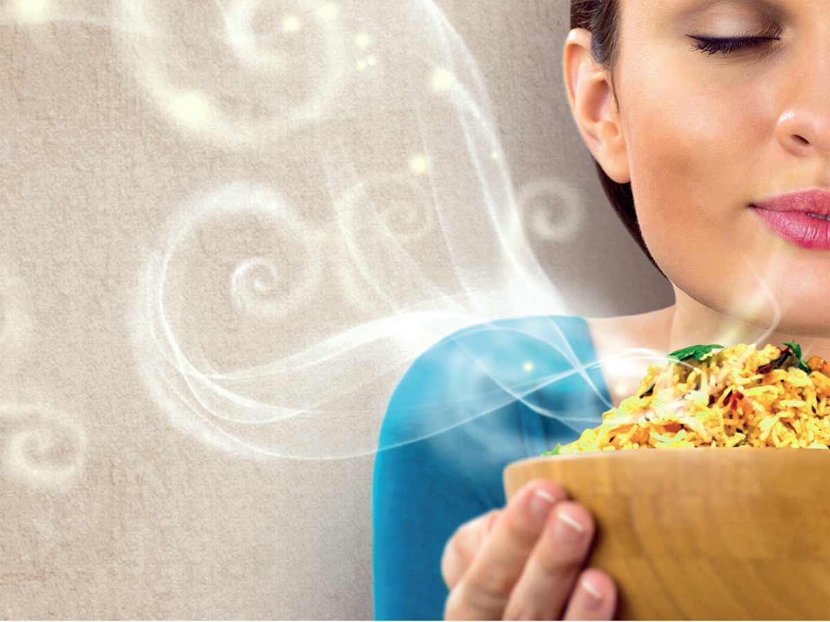 World of odour: How the sense of smell is a constant dimension to our world