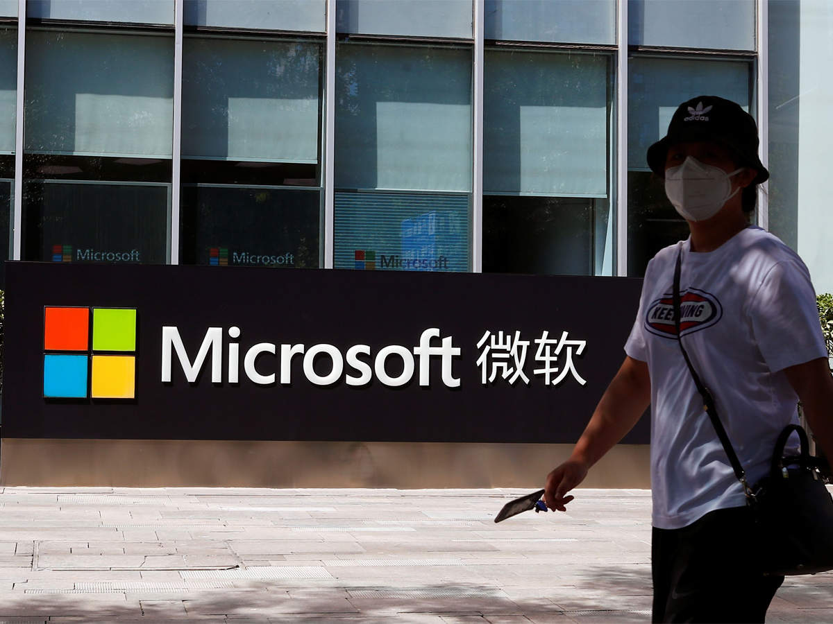 Microsoft's TikTok bid spotlights Windows maker's history with China