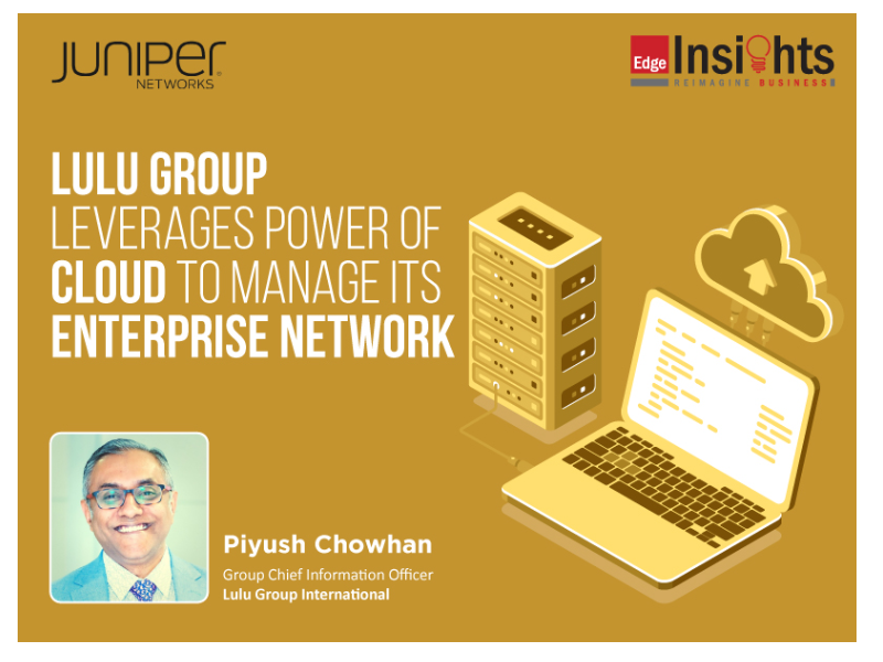 Lulu Group leverages power of cloud to manage its enterprise network