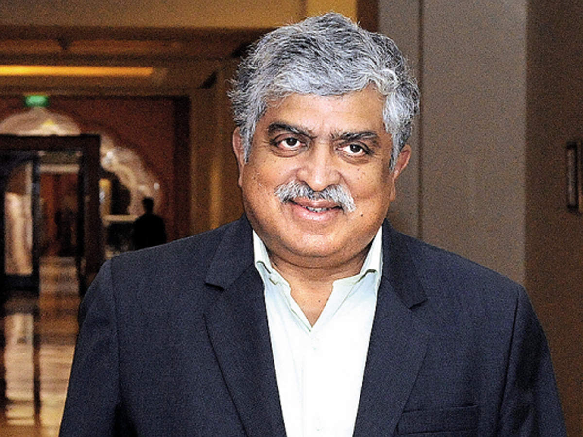Aadhaar model can help in vaccinating population quickly: Infosys chairman Nandan Nilekani