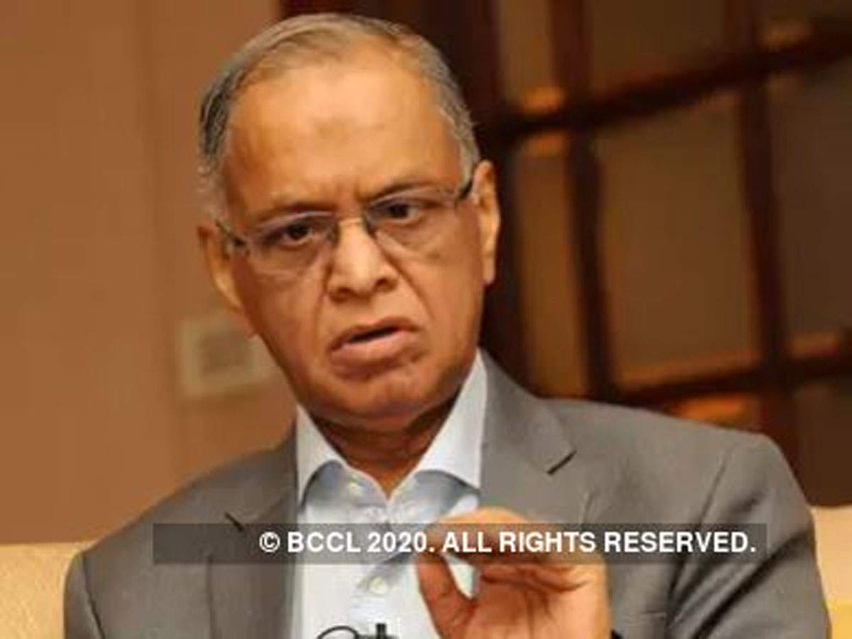 Indian IT firms should focus on proactive problem recognition and solution mindset: Murthy