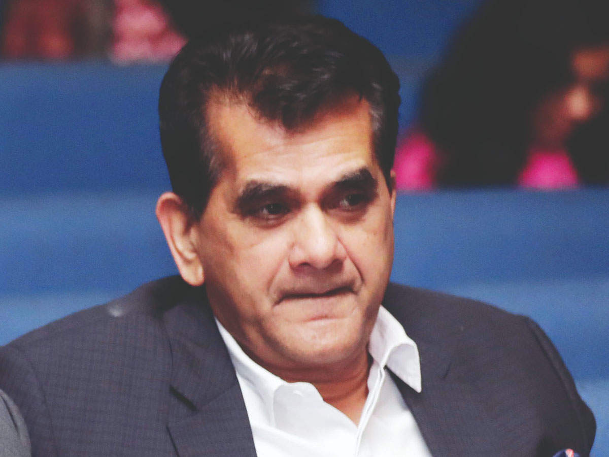 Atal Innovation Mission to be tech garage of India: Amitabh Kant