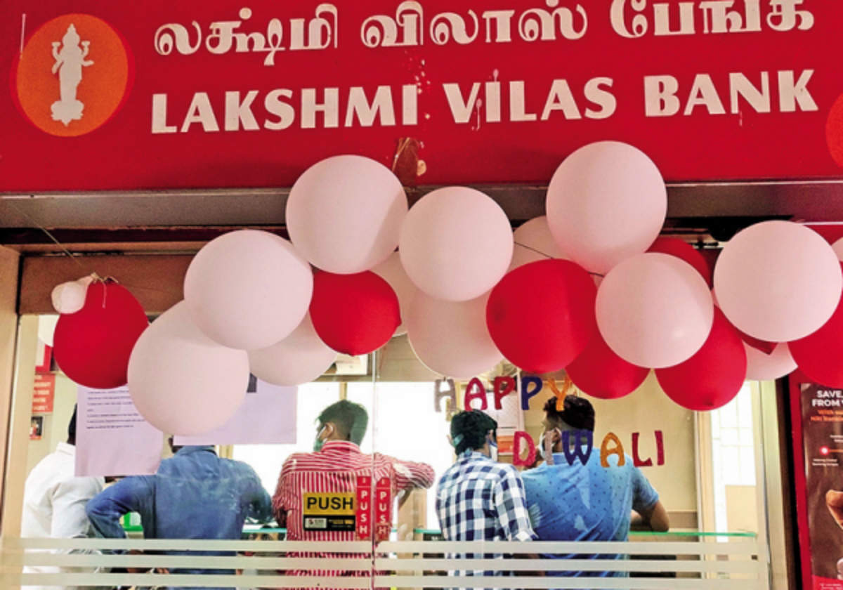 Write-off of Lakshmi Vilas Bank