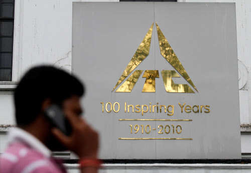 Stock market news: ITC shares trade flat with a positive bias - The Economic Times - StocksMarkets RSS Feed  IMAGES, GIF, ANIMATED GIF, WALLPAPER, STICKER FOR WHATSAPP & FACEBOOK