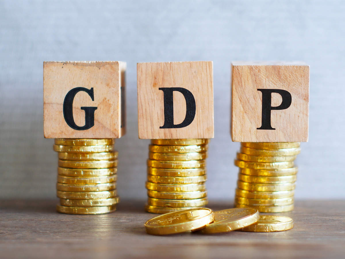 Will India's GDP turn positive by Q4FY21? Here's what analysts say - The Economic Times - StocksMarkets RSS Feed  IMAGES, GIF, ANIMATED GIF, WALLPAPER, STICKER FOR WHATSAPP & FACEBOOK