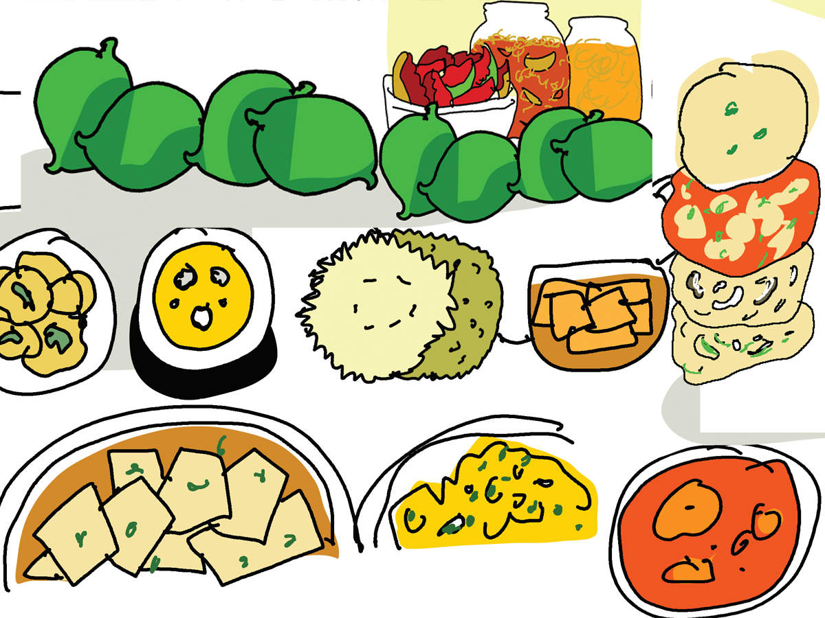 Sunshine in my kitchen: Summer is the time to relish food and beat the heat