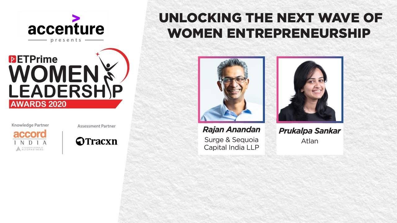 #ETPWLA2020 Exclusive Interview   'Unlocking the Next Wave of Women Entrepreneurship'
