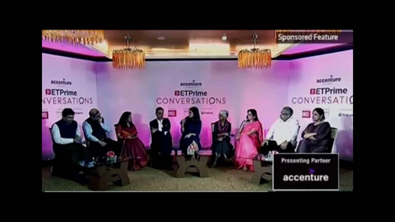 ETPWLA 2020   ETPrime Women Leadership Awards - Jury Meet and ETPrime Conversations on ET NOW