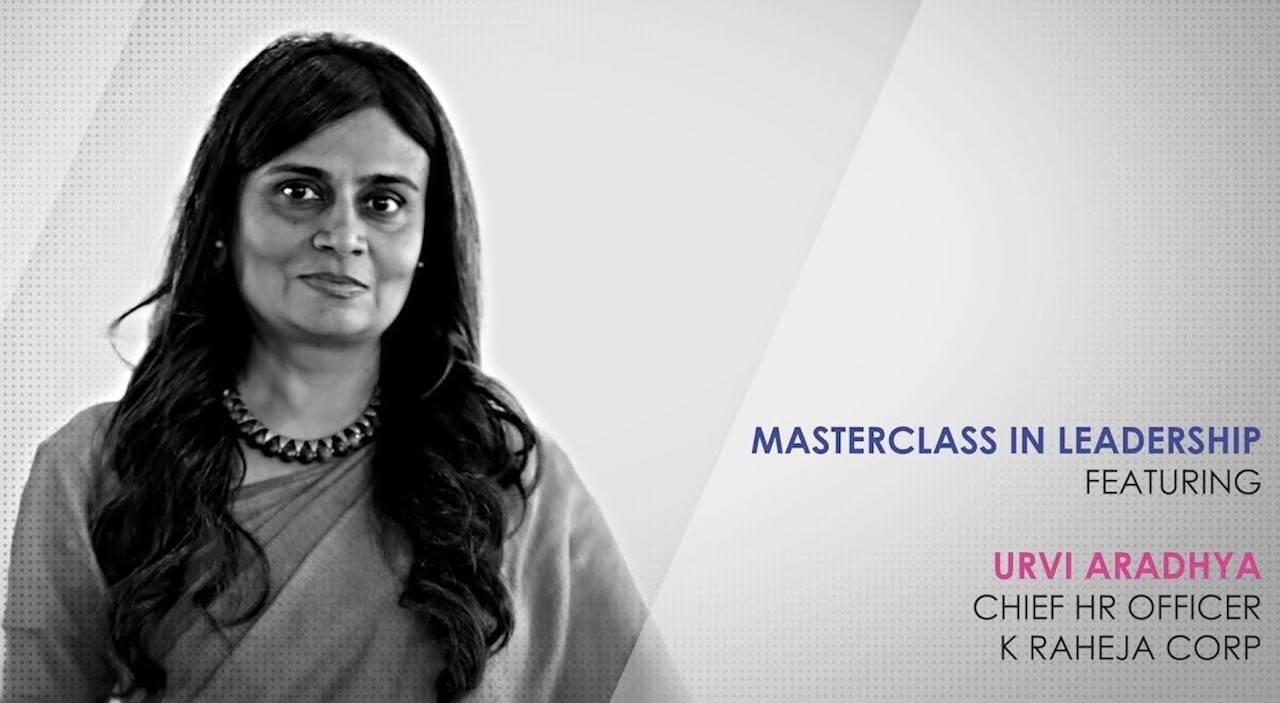Title: ETPWLA 2020: Leadership Masterclass with Urvi Aradhya, K Raheja Corp
