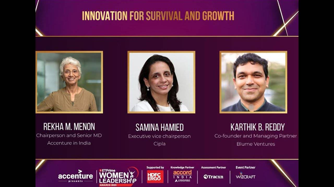 ETPWLA 2020   Innovation for Survival and Growth