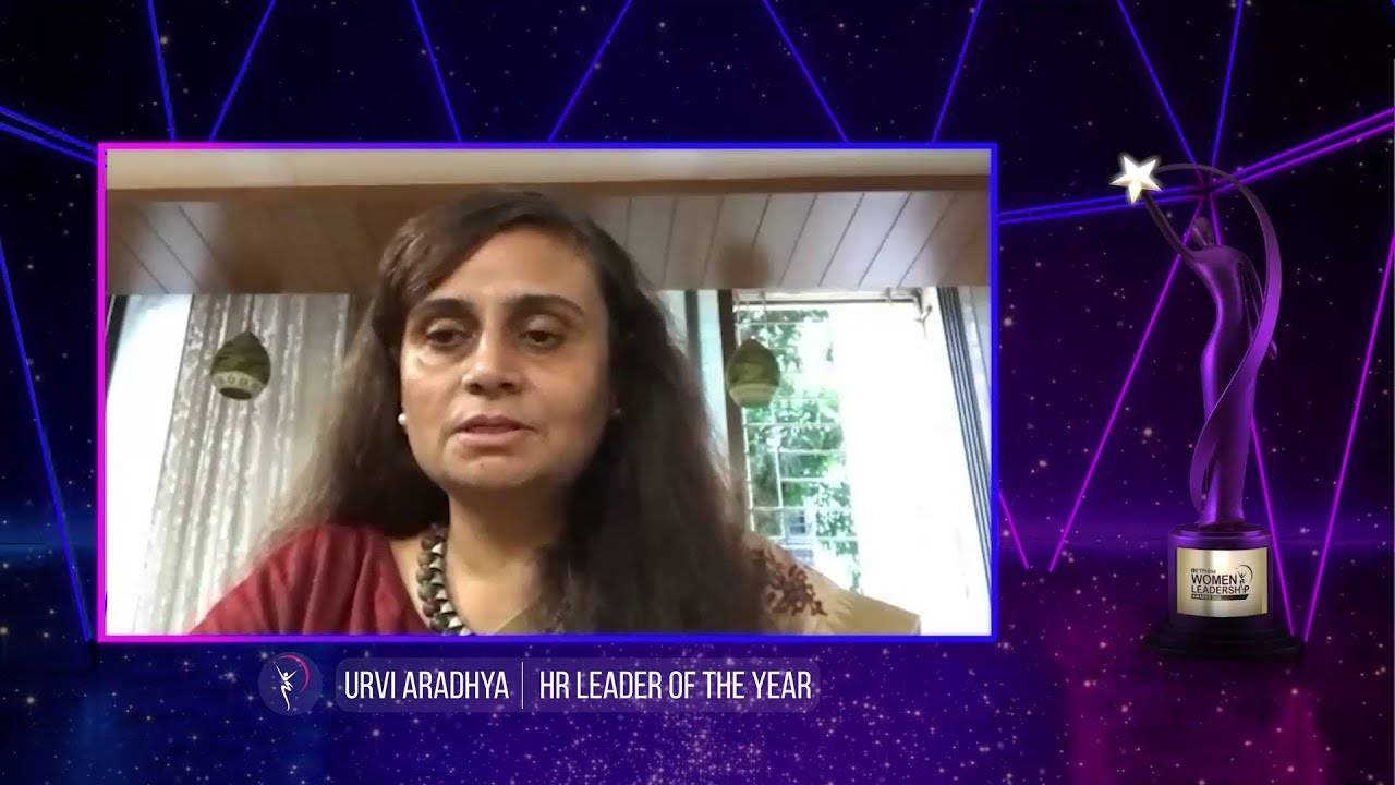 ETPWLA 2020: Urvi Aradhya of K Raheja Corp awarded 'HR Leader of the Year'
