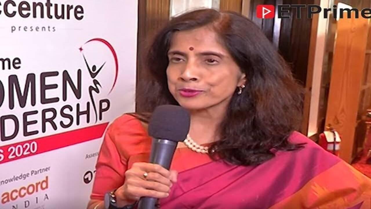 ETPWLA 2020: Shanti Ekambaram on the evolution of leadership