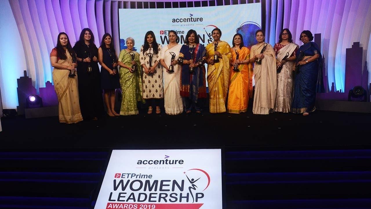 ETPrime Women Leadership Awards - Felicitation Ceremony