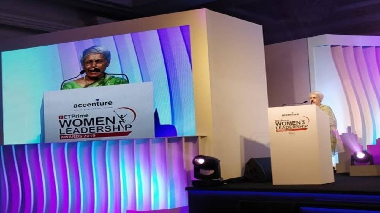 Thermax's Anu Aga delivers keynote address   ETPWLA 2019