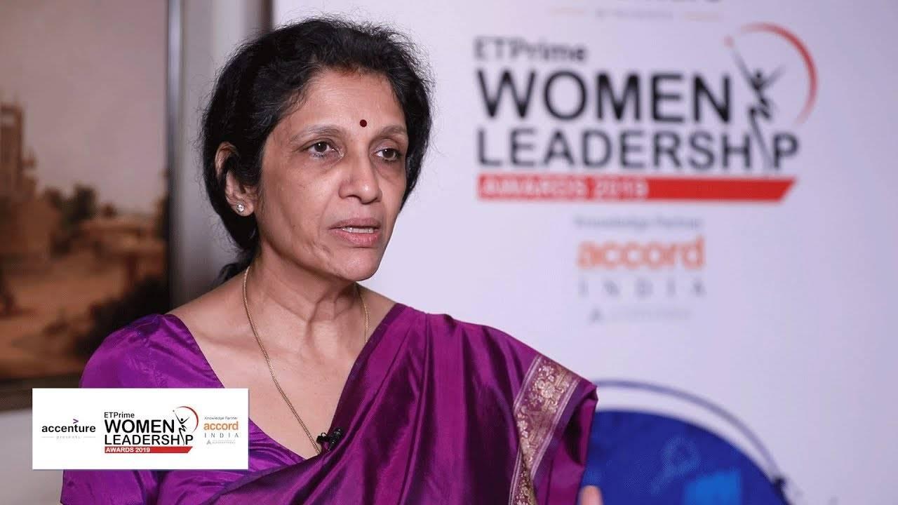 Need multi-pronged effort to get more women into leadership roles: Meena Ganesh of Portea Medical