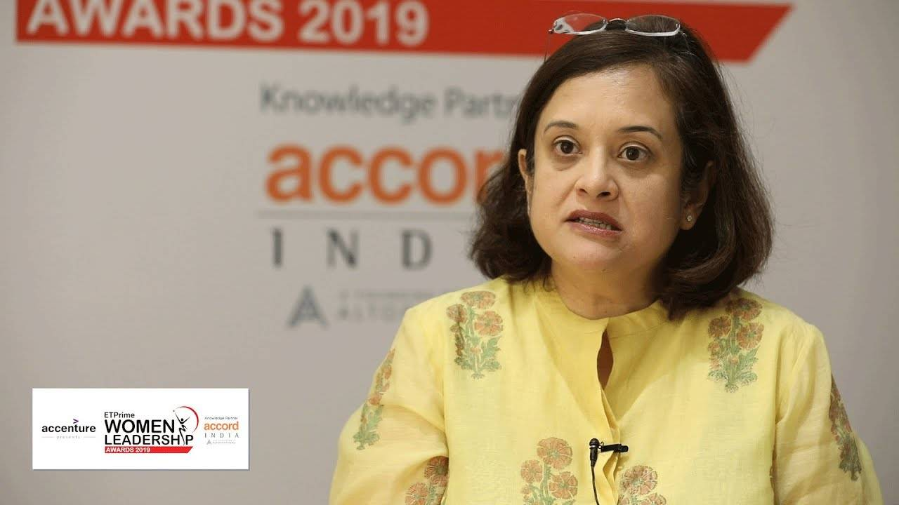 Leadership has not much to do with gender: Debjani Ghosh   ETPrime Women Leadership Awards 2019