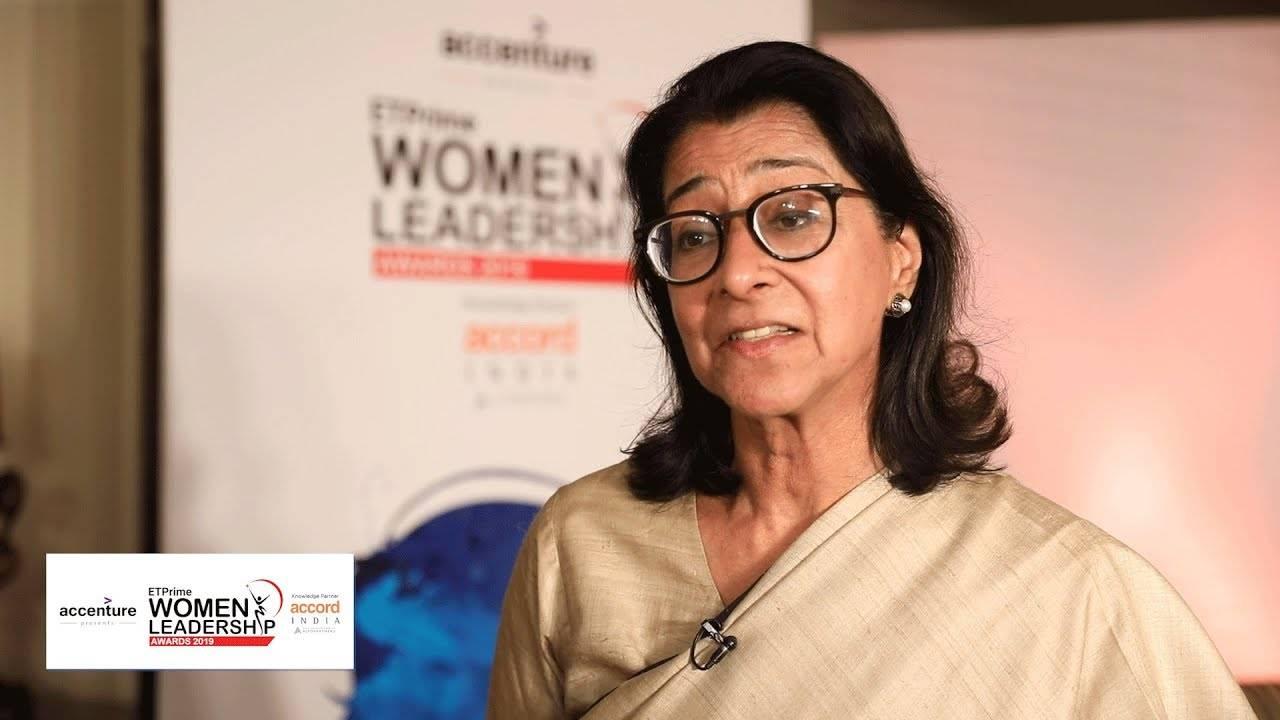 Naina Lal Kidwai on leadership challenges for women   ETPrime Women Leadership Awards 2019