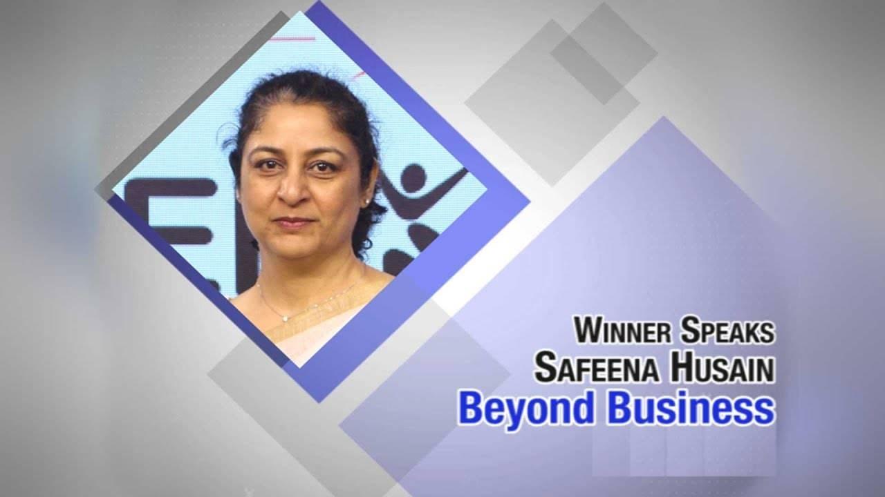 We need to invest in women: Safeena Husain   ETPWLA