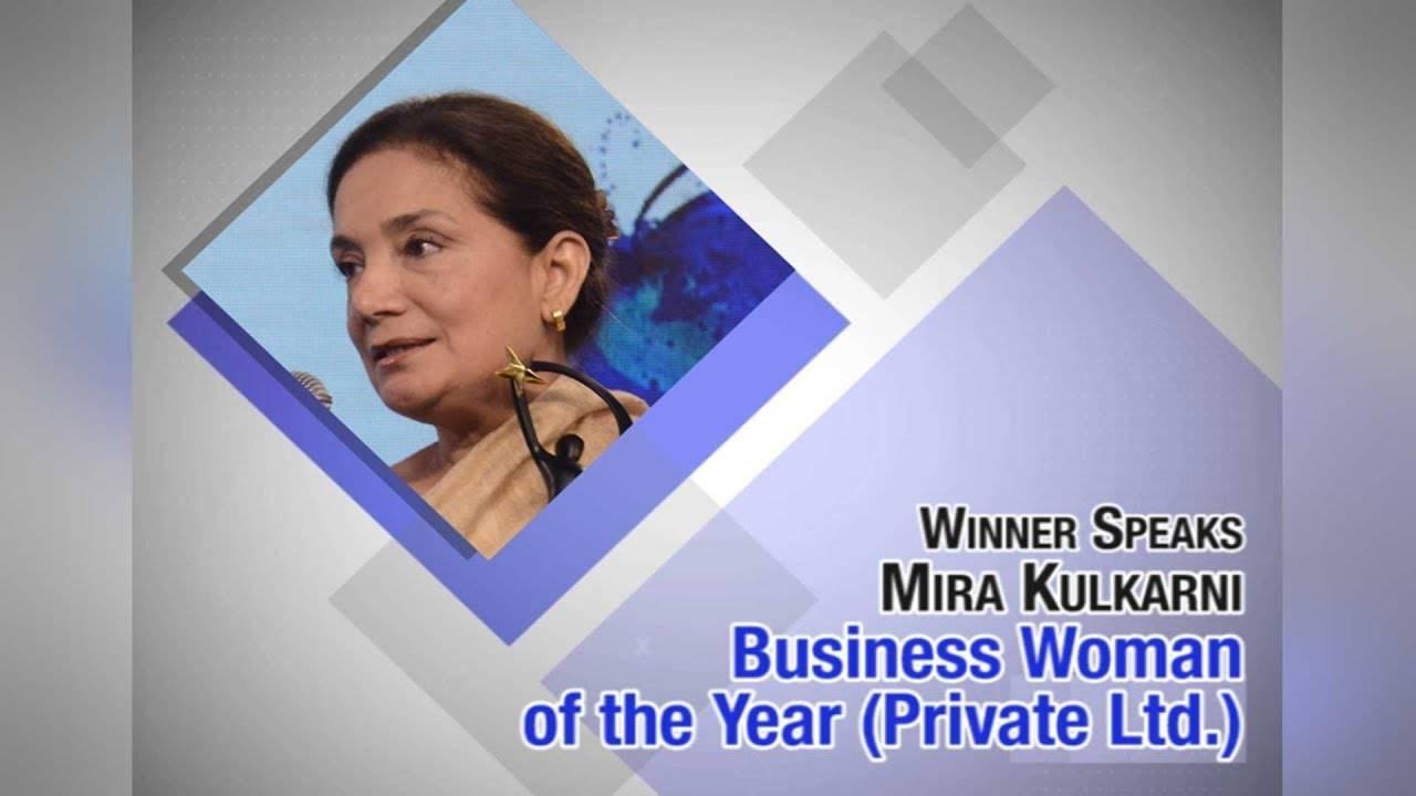 Leadership is the ability to inspire people:  Mira Kulkarni   ETPWLA