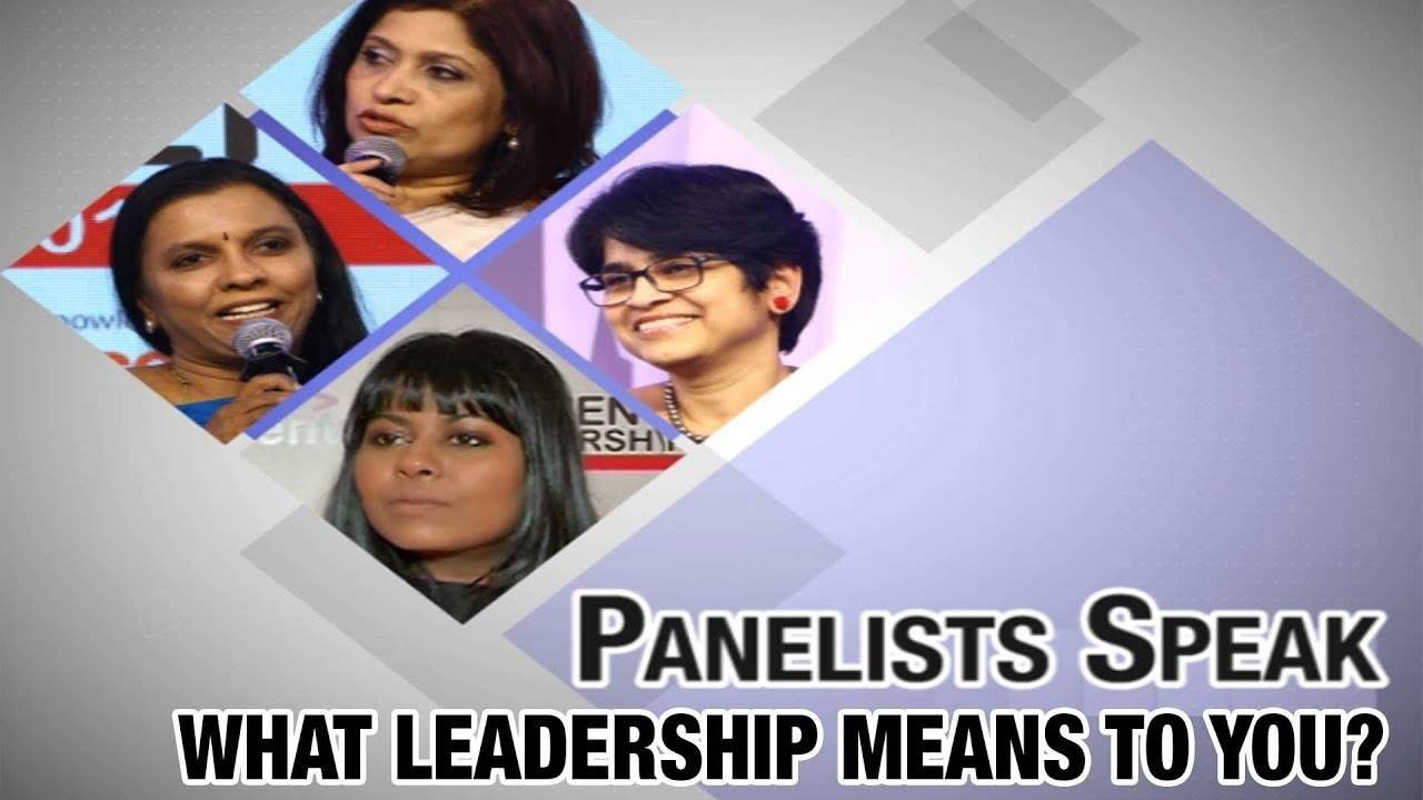 ETPWLA Panelists on what it means to be a leader