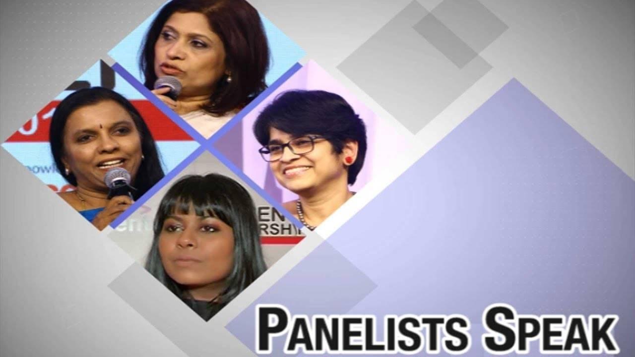 ETPWLA Panelists on ETPrime Women Leadership Awards Initiative