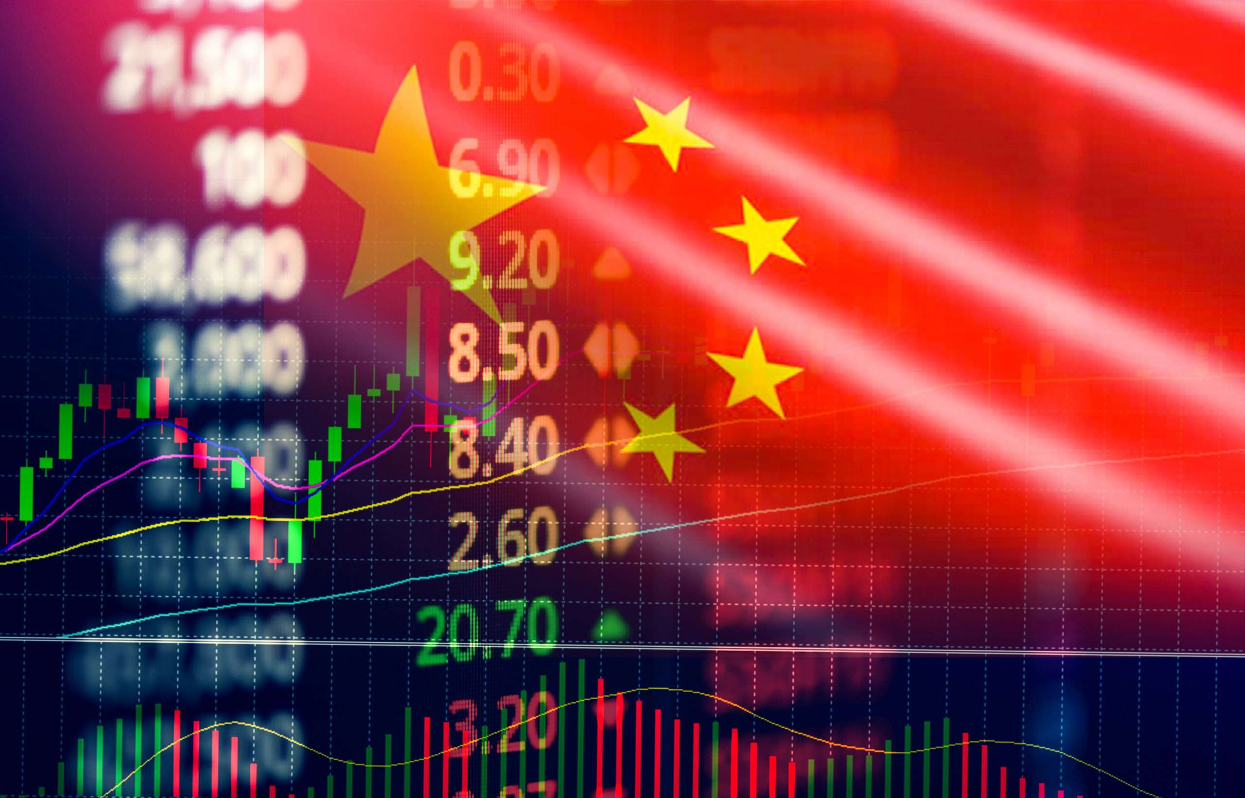 China stocks post weekly gains on financial, healthcare boost; Shanghai Composite climbs nearly 2%